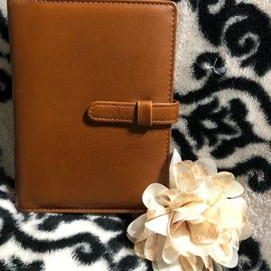 COACH notebook/ID holder